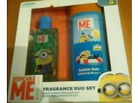 Despicable Me Fragrance Duo