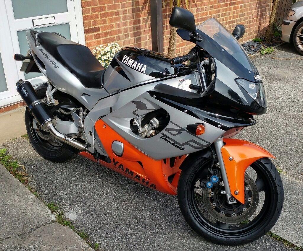 Yamaha Thundercat Oil