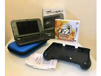 """new"" Nintendo 3DS XL & Pokemon Sun w/ 18 Months Warranty and Extras"