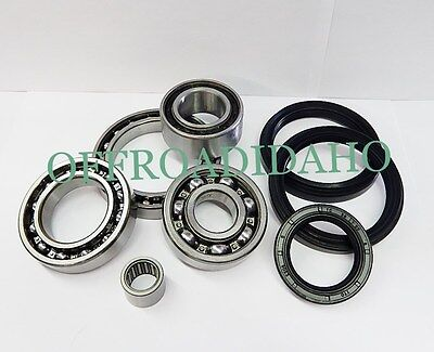 FRONT DIFFERENTIAL BEARING & SEAL KIT ARCTIC CAT 700 EFI H1 w/AT 4X4 2010 2011