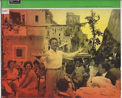 Mit Rudolf Schock im sonnigen Süden - Italienische Lieder - Electrola 25 cm LP