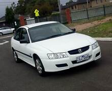 2005 VZ HOLDEN COMMODORE WITH 5 MONTHS REGO Thornbury Darebin Area Preview