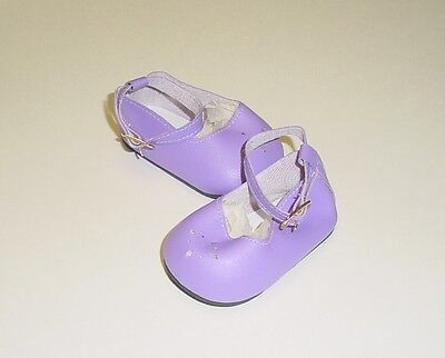 Baby Doll Shoes For Toddlers (Doll Shoes, 85mm LIGHT PURPLE Diamond Cut for My Twinn Toddler Baby 20