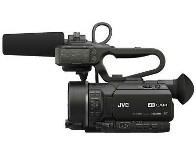 JVC GY-LS300CHE - Videocamera Professionale 4K Garanzia JVC Italia