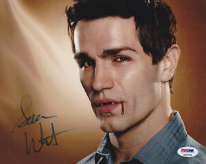Sam-Witwer-SIGNED-8x10-Photo-Aidan-Being-Human-Syfy-PSA-DNA-AUTOGRAPHED