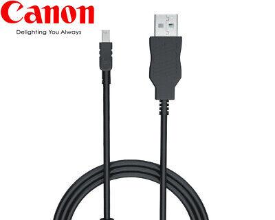 GENUINE CANON USB CABLE T3i T5i T6i T6s 50D 60D 70D 80D T3 T5 T6 T7 100D