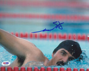 Mark-Spitz-SIGNED-8x10-Photo-Olympic-Swimmer-PSA-DNA-AUTOGRAPHED