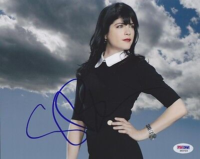 Selma Blair Signed 8X10 Photo Hellboy Anger Management Psa Dna Autographed