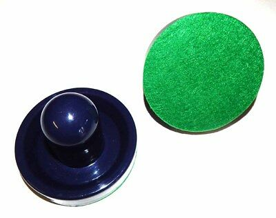 Air Hockey Mallets w//Felt Pads Free Shipping Set of 2 USA Seller
