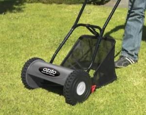 Lawn mower - push