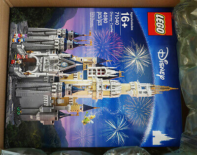 LEGO 71040 The Disney Castle Brand New Sealed