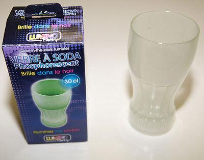 Glass Maker, Black Soda Stream Glow in the dark Brighten You