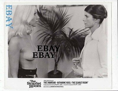 Katharine Ross Busty Blonde Babe Vintage Photo The Scarlet Room