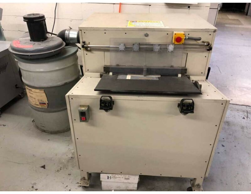 Spine Notching Machine for Hard cover binding