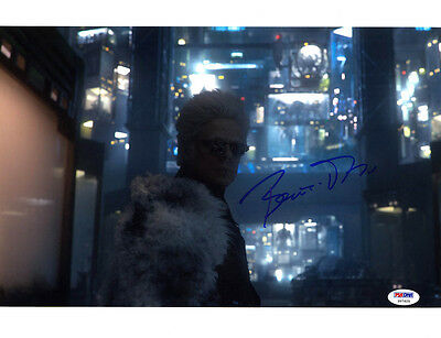 Benicio Del Toro Signed 11X14 Photo Guardians Of The Galaxy Psa Dna Autographed