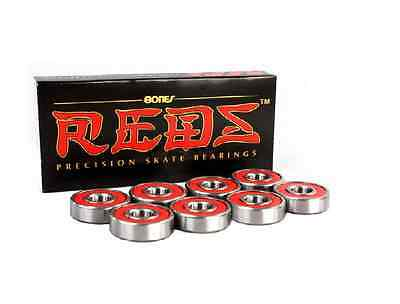 BONES REDS BEARINGS SET 8 PCS/PACK