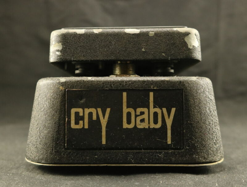 USED Thomas Organ Cry Baby Wah (010)