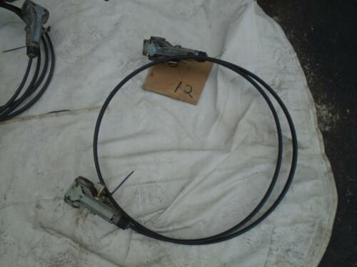 979912 Tru Course Steering Cable See Photo's and Discription, OMC
