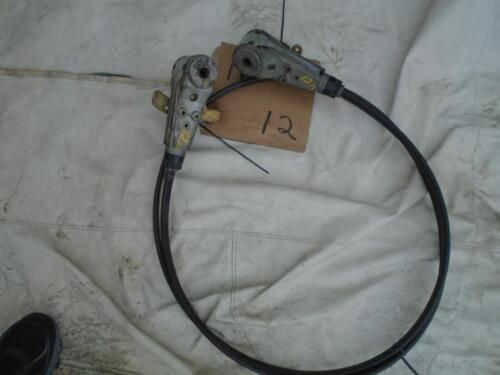 979912 Tru Course Steering Cable Technician  Inspected, OMC