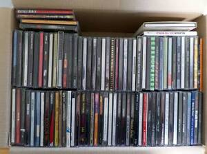 2000s CDs - Various titles - 279 discs Nunawading Whitehorse Area Preview