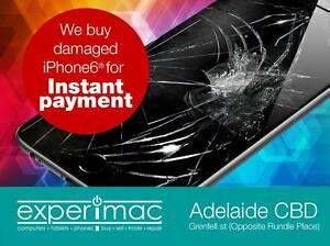 Wanted: Apple iPhones and iPads. Instant payment Adelaide CBD Adelaide City Preview