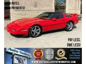 1987 Chevrolet Corvette C4 Z52 *Fully Custom/Supercharged!