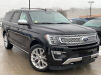 2019 Ford Expedition Max Platinum Barrie Ontario Preview