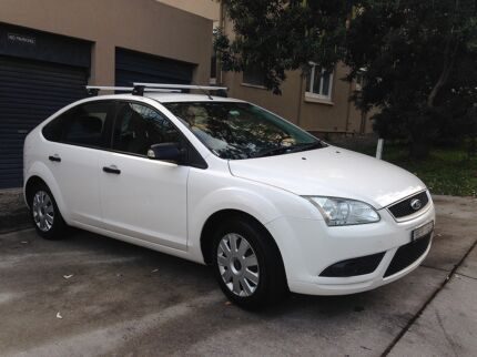 2007 Ford Focus Hatchback Coogee Eastern Suburbs Preview