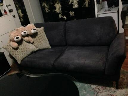 Newly Design Suede 4 seated Lounge   THE SYMBLE OF COMFORT....... Pymble Ku-ring-gai Area Preview