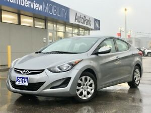 2015 Hyundai Elantra GL Sporty 6 Speed Manual!