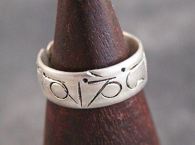 Ring ~ Om Mani Padme Hum ~ Nepal Tibet (1205)