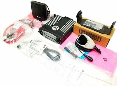 Motorola Astro Xtl 5000 Vhf Apco25 P25 9600 Digital Mobile Radio 136-174 Mhz 50w