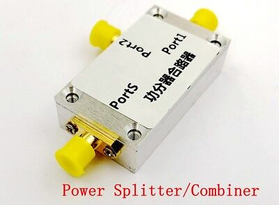 New Sma 5mhz-3ghz One-two Splitter Wifi Gps Power Splitter Combiner