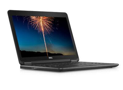 Dell Latitude Laptop E7240 Core I5 1 9Ghz 128Gb Solid State Drive Windows 10