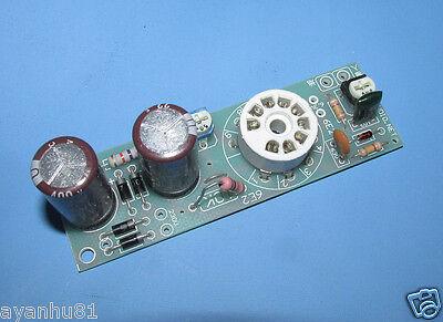 Magic Eye Tube 6e2 Em84 Vu Meter Audio Level Indicator Board One 6e2 Tube