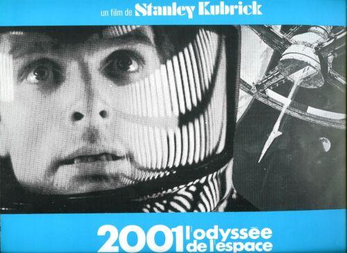 Stanley KUBRICK French Pressbook 2001 A SPACE ODYSSEY