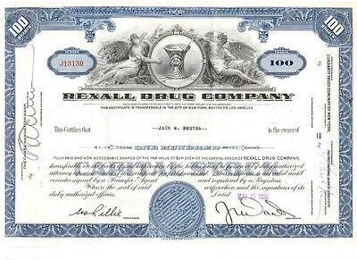Rexall Drug Company   1955
