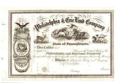 Philadelphia & Erie Land Company