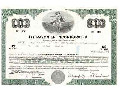 ITT  Rayonier Inc. 1971