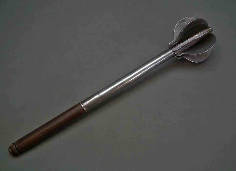 Rare Antique 16th Century Hungarian Or Polish Mace Buzdygan Buzogány to sword