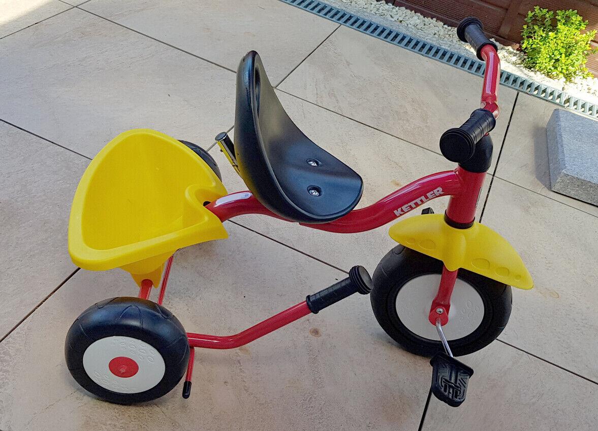 Kettler Supertrike Modell 8174-400 für Kinder von 3 - 5 Jahren - Wie neu