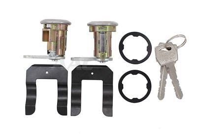 Pair Door Lock Cylinder Keys For Ford Truck Van Mercury F100 F150 F250 F350 E150