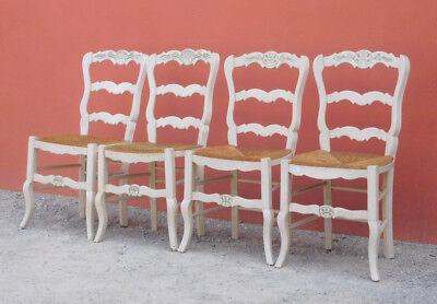 Sedie Francesi Usate : Shabby chic provenzale sedie usato vedi tutte i prezzi