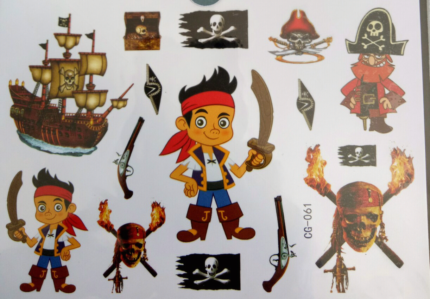 New Jake and the neverland pirates