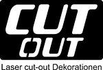Laser CUT-OUT Dekorationen