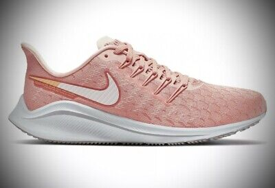 Wmns Nike Air Zoom Vomero 14 Running Trainers UK 6 EU40 US8.5 CM 25.5 AH7858-601