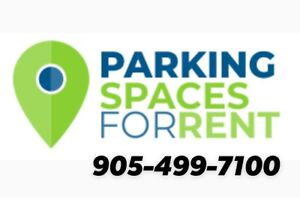 Parking Spaces for Rent