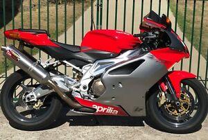 Aprilia RSV1000R, 2004, Iconic Italian Sports bike, $5900. Youngtown Launceston Area Preview