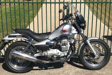 Moto Guzzi Nevada 750ie Classic,may trade another road bike,$5900