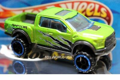 2020 Hot Wheels HW Hot Trucks '17 Ford F-150 Raptor